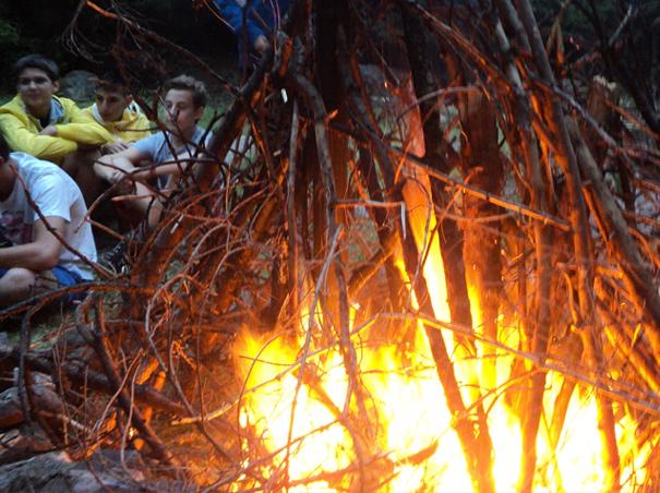 Bellamonte International Camp - Attività Woodcraft experience